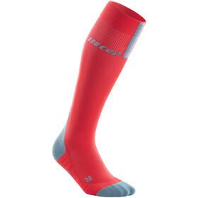 cep Run Socks 3.0 Uomo, rosso